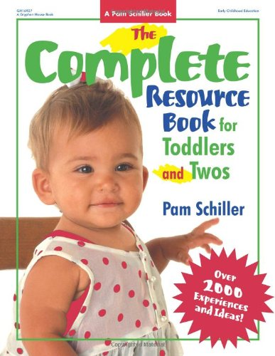 The Complete Resource Book for Toddlers and Twos: Over 2000 Experiences and Ideas (Complete Resource Series) (Gryphon House Inc Book compare prices)