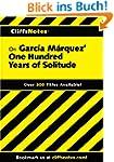 CliffsNotes on Garcia Marquez' One Hu...