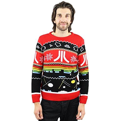 atari-official-christmas-jumper-sweater-x-large
