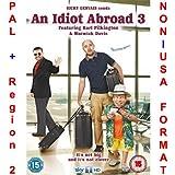 An Idiot Abroad - Complete Series 3 (Uncut British Release) [NON-U.S.A. FORMAT: PAL + REGION 2 + U.K. IMPORT] (Season 3)
