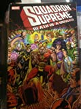 img - for Squadron Supreme: Death of a Universe Trade Paperback # 1 book / textbook / text book