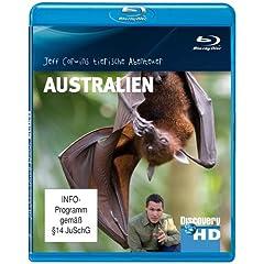 Discovery HD: Jeff Corwin Abenteuer in Australien (Blu-ray)