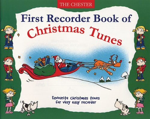 first-recorder-book-of-christmas-tunes