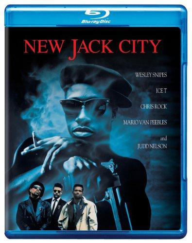 New Jack City (BD) [Blu-ray]