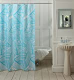 "@home Petals Shower Curtain - 180cm""x200cm"", Blue"