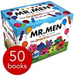 Mr Men Complete Collection - 50 Book Box Gift Set by Roger Hargreaves R.R.P £149.50 (2014 Edition) Roger Hargreaves