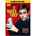 It Takes A Thief: The Complete First Season DVD Set