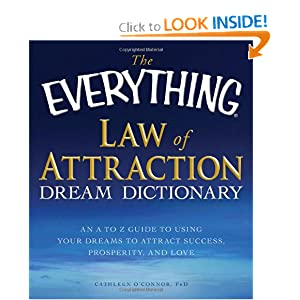 Amazon.com: The Everything Law of Attraction Dream Dictionary: An ...