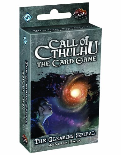 Call of Cthulhu LCG: The Gleaming Spiral Asylum Pack
