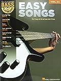 Bass Play-Along Vol.34 Easy Songs + Cd