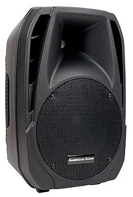 American DJ Supply ELS10A Powered 10-Inch 2 Way Speakers