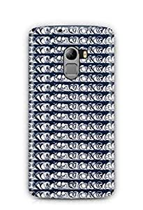 YuBingo Abstract Pattern Mobile Case Back Cover for Lenovo K4 Note