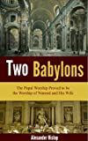 img - for Two Babylons book / textbook / text book