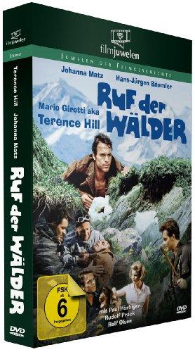 Ruf der Wälder - mit Terence Hill (Filmjuwelen)