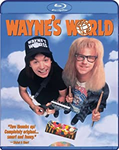 "Cover of ""Wayne's World [Blu-ray]"""
