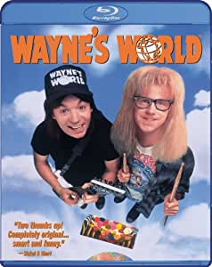 NEW Myers/carvey/carrere - Wayne's World (Blu-ray)