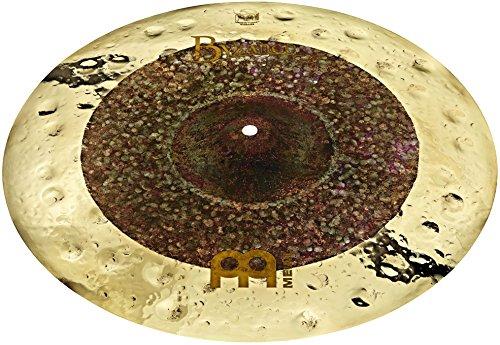 Meinl-Cymbals-B18DUC-Byzance-Extra-Dry-Dual-Crash-Cymbal-457-cm-18-Inches