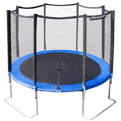 Ultrafit by Ultrasport Gartentrampolin Jumper 305 cm inkl. Sicherheitsnetz