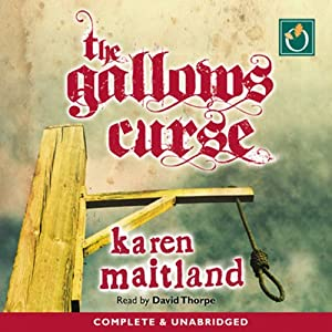 The Gallows Curse Audiobook