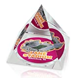 NCAA Virginia Tech Hokies Virginia Tech Stadium in Large 3 1/4-Inch Crystal Pyramid at Amazon.com