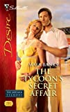 img - for The Tycoon's Secret Affair (Silhouette Desire) by Maya Banks (2009-08-11) book / textbook / text book