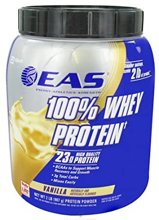 Eas 100 Percent Whey Protein by EAS