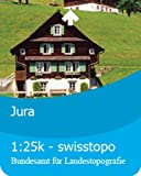 Satmap GPS Map Card 1:25000 Jura Size:1:25000
