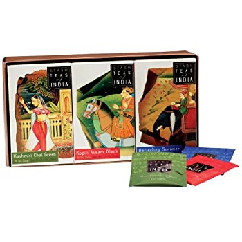 Teas of India Trio Gift Pack