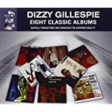 8 Classic Albums [Audio CD] Dizzy Gillespie