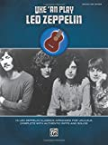 Amazon.co.jpUke 'an Play Led Zeppelin: Ukulele Tab Edition