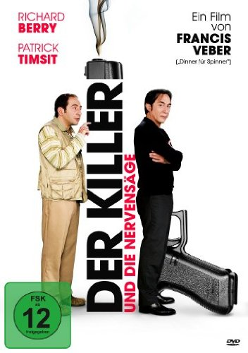 DER KILLER UND DIE NERVENSÄGE [IMPORT ALLEMAND] (IMPORT) (DVD)