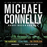 Harry Bosch Box Set: The Narrows, Echo Park, and The Overlook