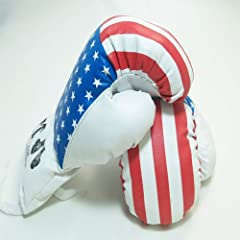 Buy 1 Pair USA 16oz Boxing Gloves New Punching Gloves by Shelter