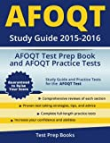 img - for AFOQT Study Guide 2015-2016: AFOQT Test Prep Book and AFOQT Practice Tests book / textbook / text book