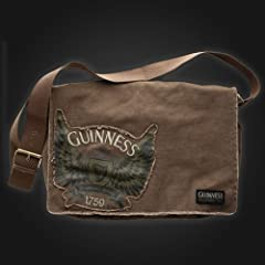 Guinness Brown Wings Bag