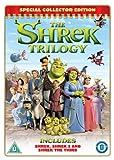 The Shrek Trilogy [DVD]