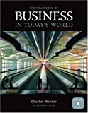img - for Encyclopedia of Business in Today's World (4 Volume Set) book / textbook / text book