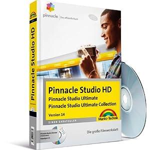 Pinnacle Studio HD - auch für  Studio HD Ultimate: Die große Filmwerkstatt (Digital foto