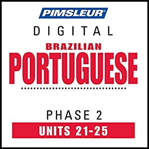 Port (Braz) Phase 2, Unit 21-25 Audiobook