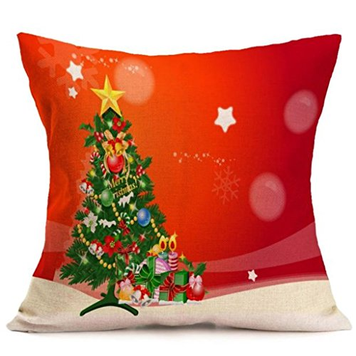 kissenbezug sourpa neue weihnachtslovely karikatur festival kissen abdeckung f r sofa. Black Bedroom Furniture Sets. Home Design Ideas