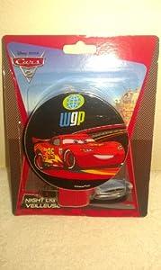 Disney Cars 2 Lightning Mcqueen Night Light