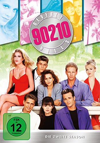 Beverly Hills, 90210 - Die zweite Season [8 DVDs]