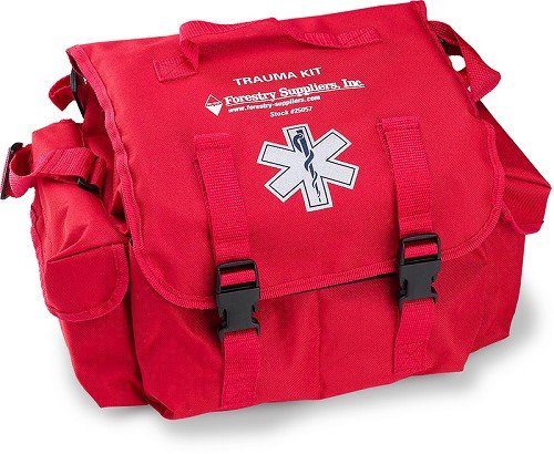 120-Piece Trauma Kit First Aid Kit