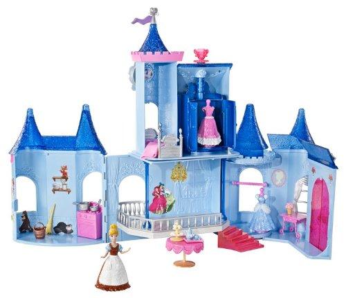 Cute Disney Princess Castle Dollhouses Reviews and Best Prices