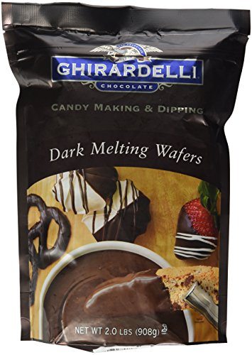Ghirardelli White Chocolate Melting Wafers Gluten Free