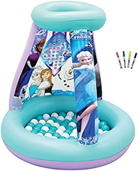 Frozen Disney Color N Play Activity Playland Set