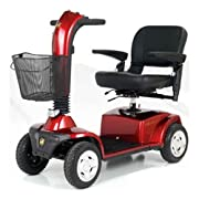 Companion II 4 Wheel Scooters 350 Lbs Capacity