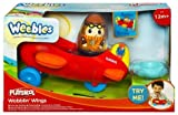 Playskool Weebles Vehicles - Airplane