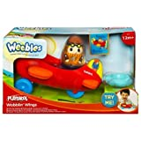 Weebles Wobblin' Wings Airplane