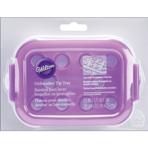 Wilton Decorate Smart Dishwasher Tip Cleaning Tray